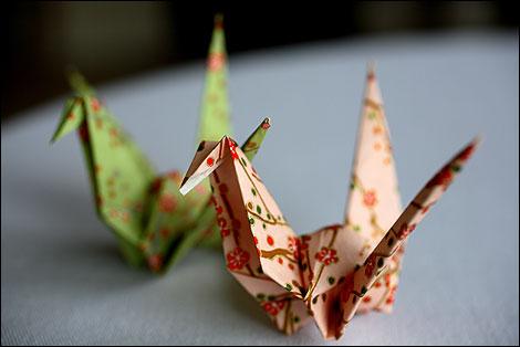 40Японское оригами что это