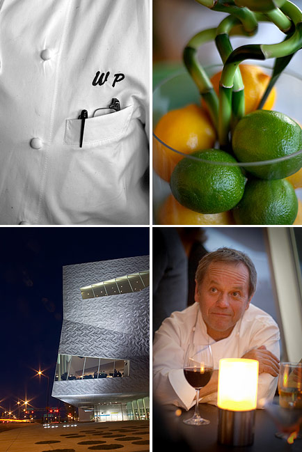 20.21 and Wolfgang Puck at the Walker art Center
